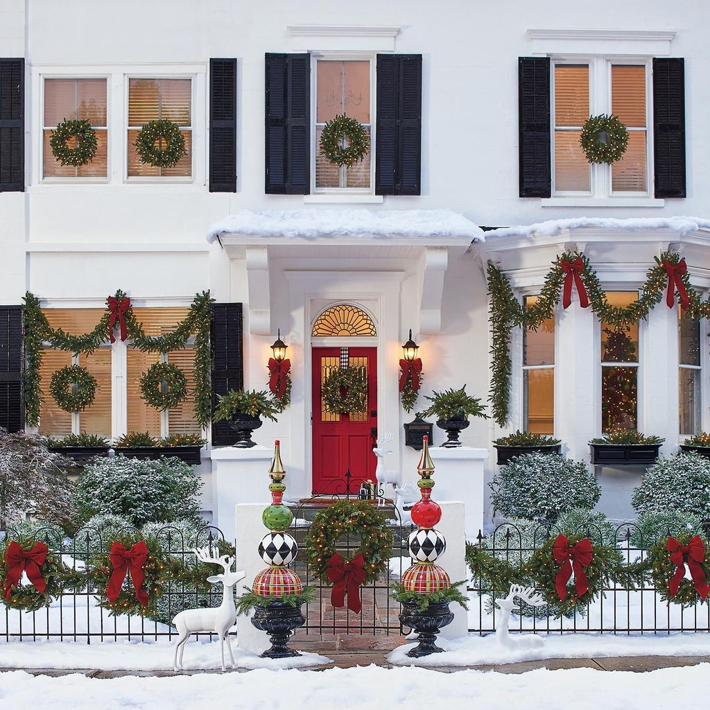 Nice Outdoor Christmas Decorations Perfect For This Winter 19