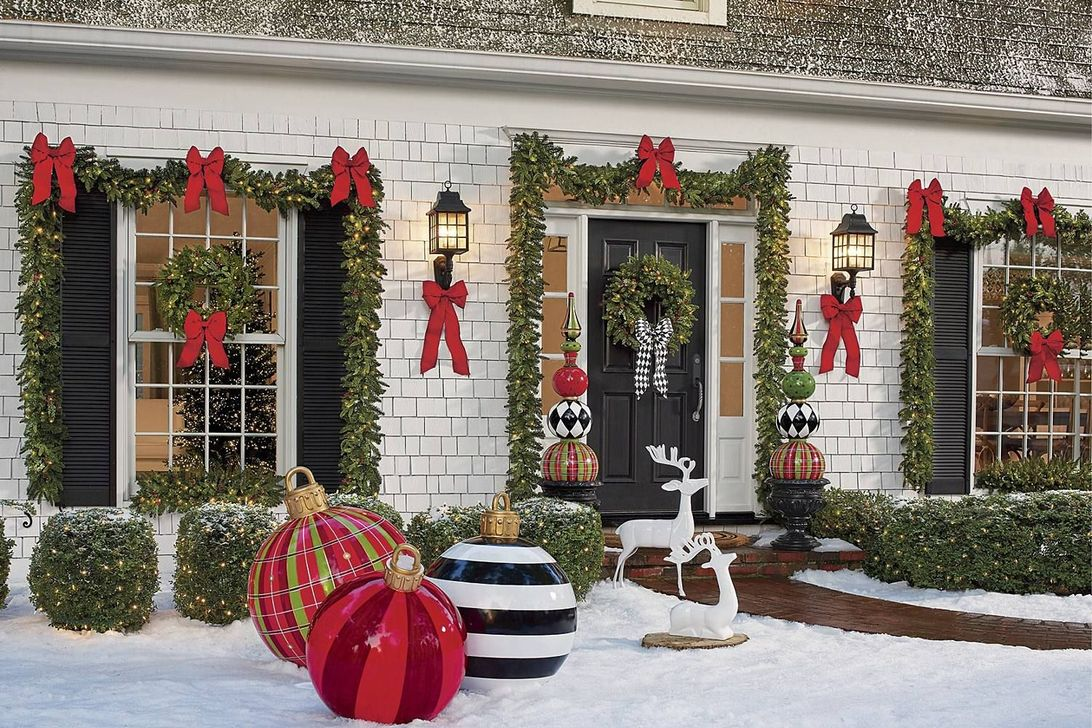 Nice Outdoor Christmas Decorations Perfect For This Winter 20