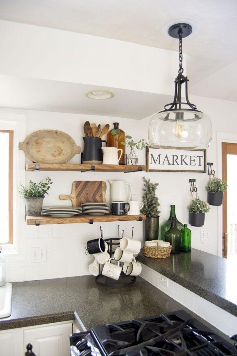 Stunning Winter Theme Kitchen Decorating Ideas 20