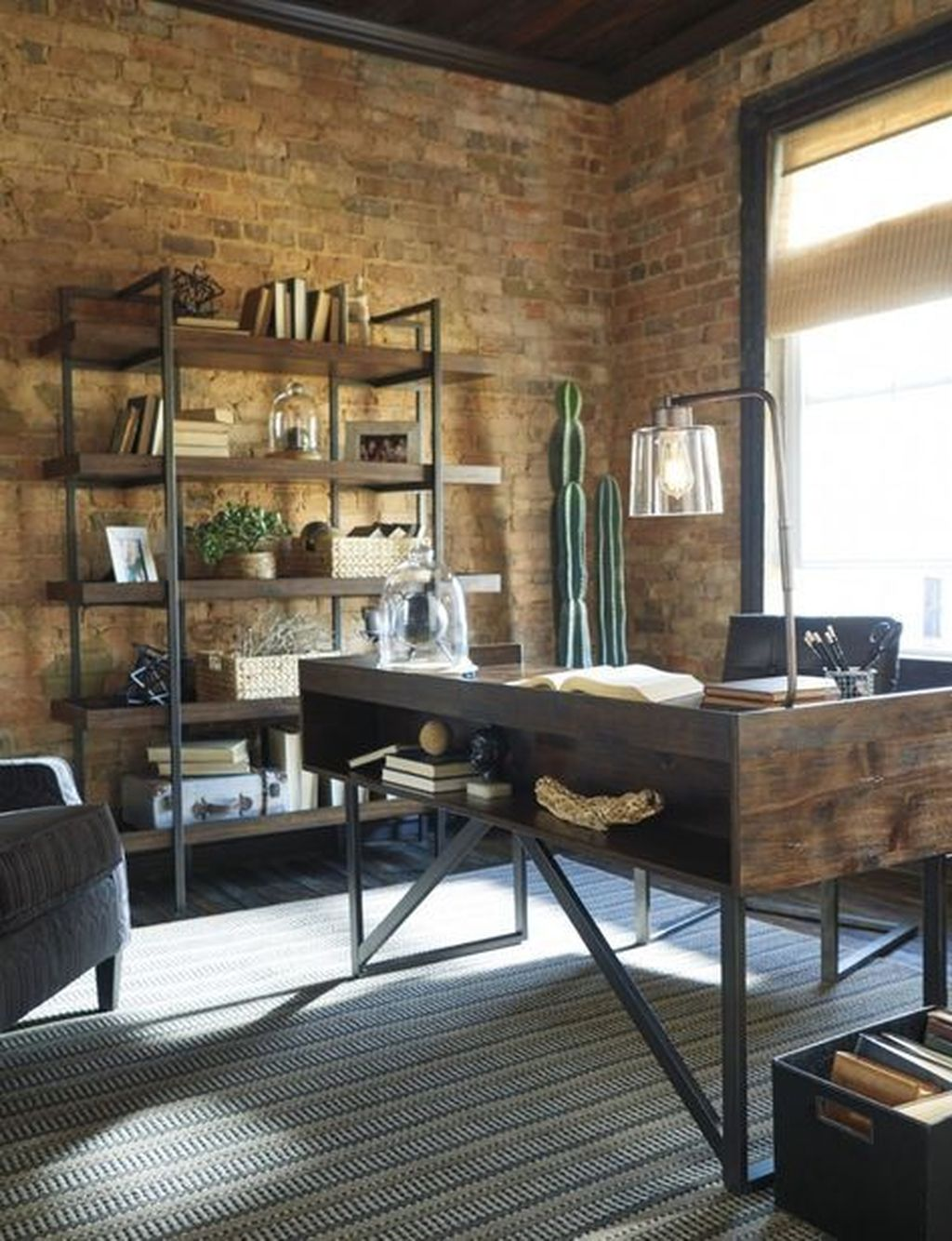 Admirable Modern Home Office Design Ideas That You Like 09