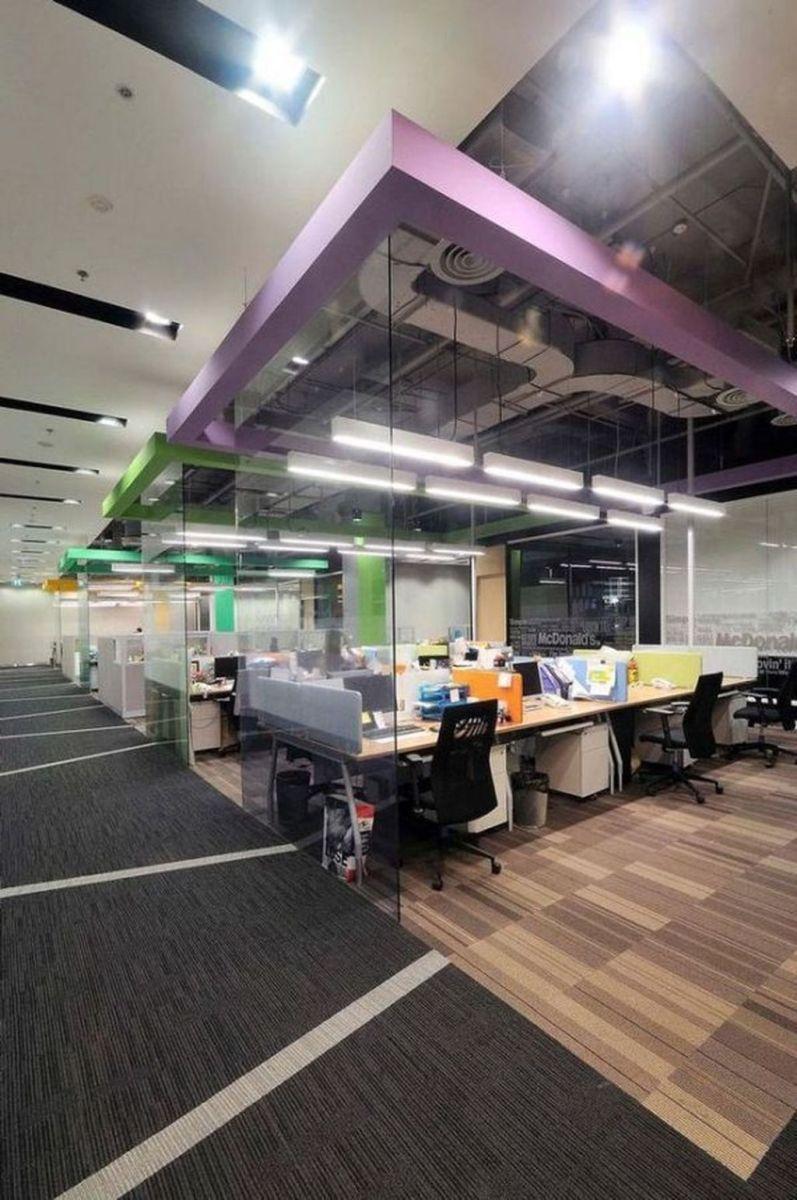 Amazing Open Ceiling Office Design Ideas 03