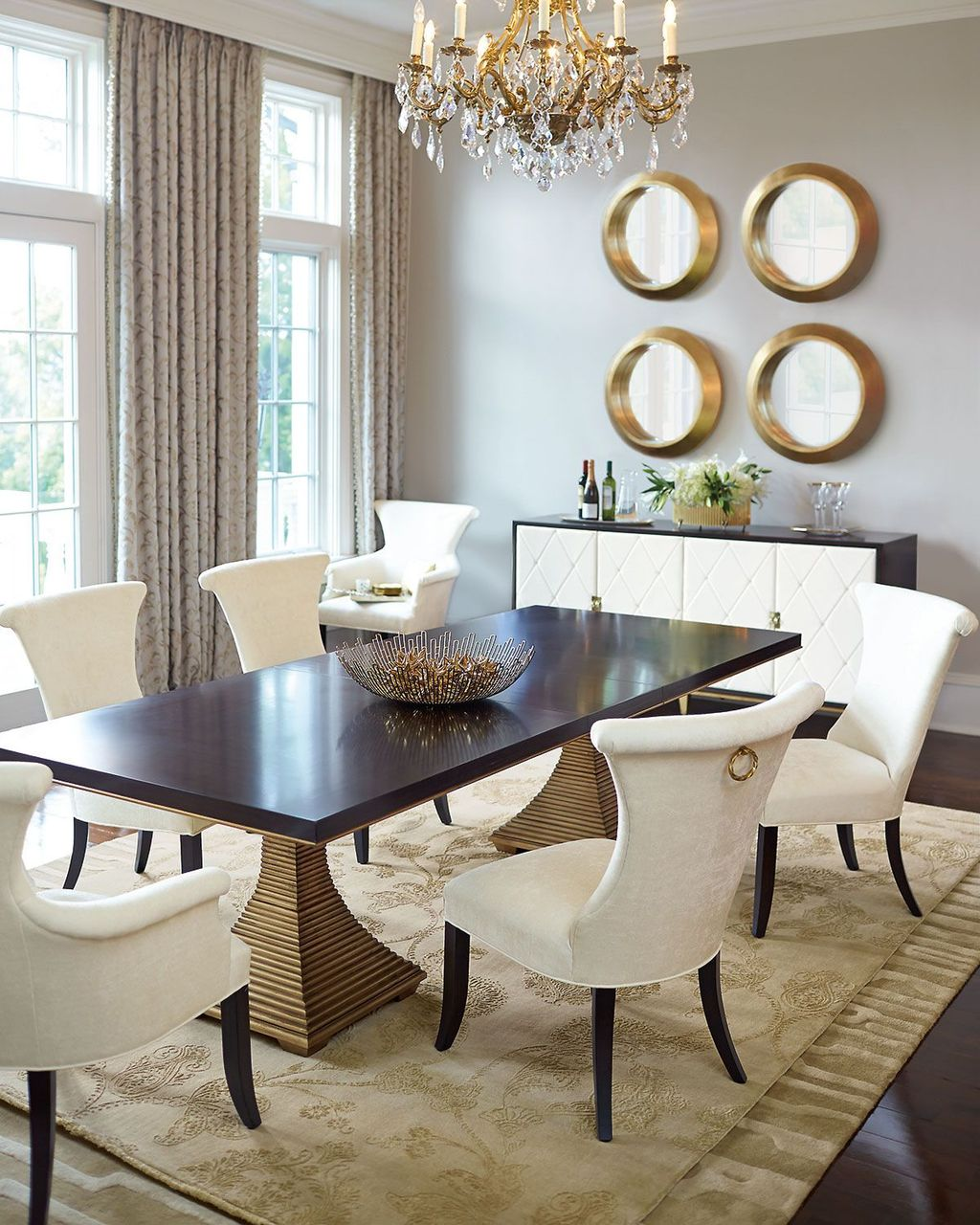 Amazing Wall Mirror Design Ideas For Dining Room Decor 02