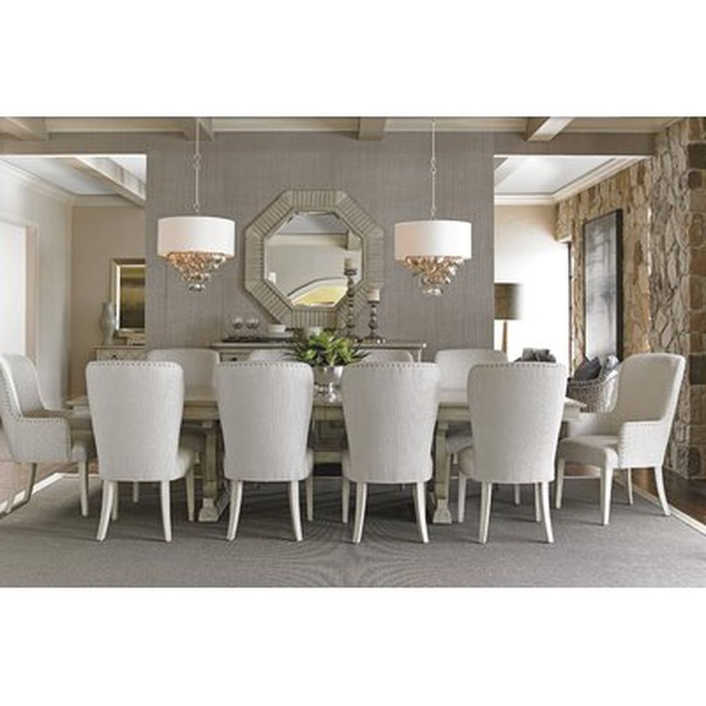 Amazing Wall Mirror Design Ideas For Dining Room Decor 28