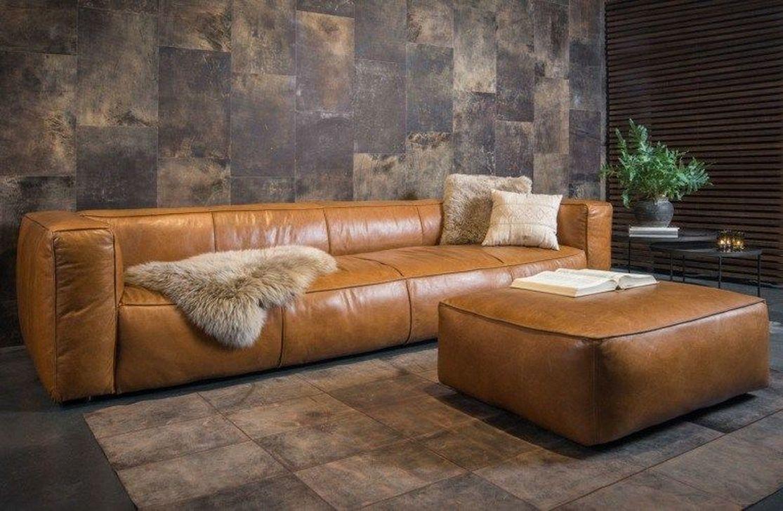 Awesome Leather Sofa Design Ideas 01