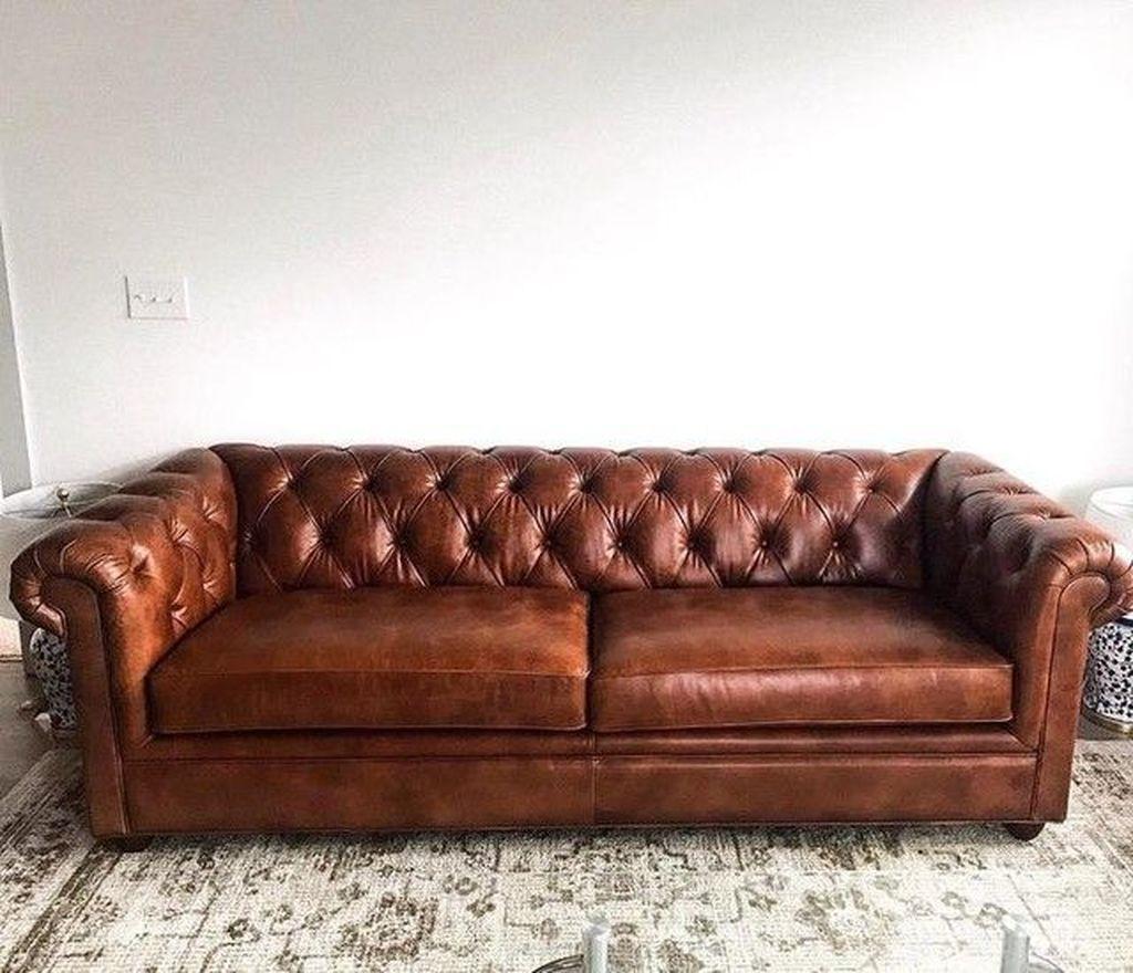 Awesome Leather Sofa Design Ideas 07