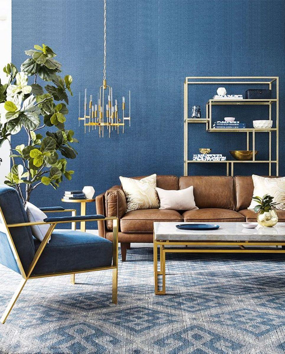 Awesome Leather Sofa Design Ideas 22