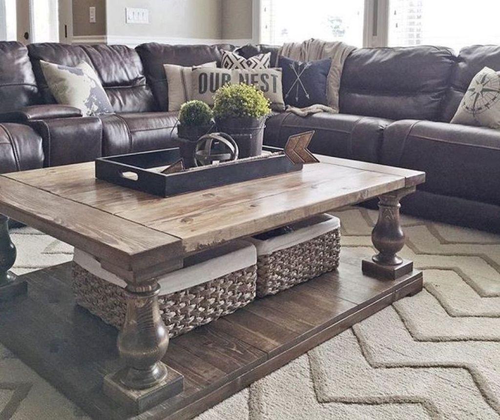 Awesome Leather Sofa Design Ideas 25