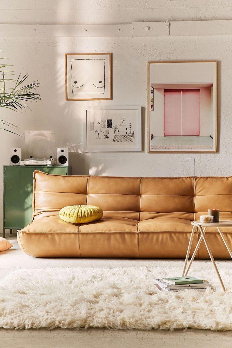 Awesome Leather Sofa Design Ideas 30