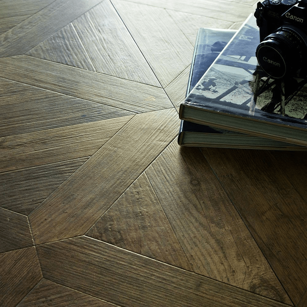 Awesome Wooden Tiles Flooring Ideas 22