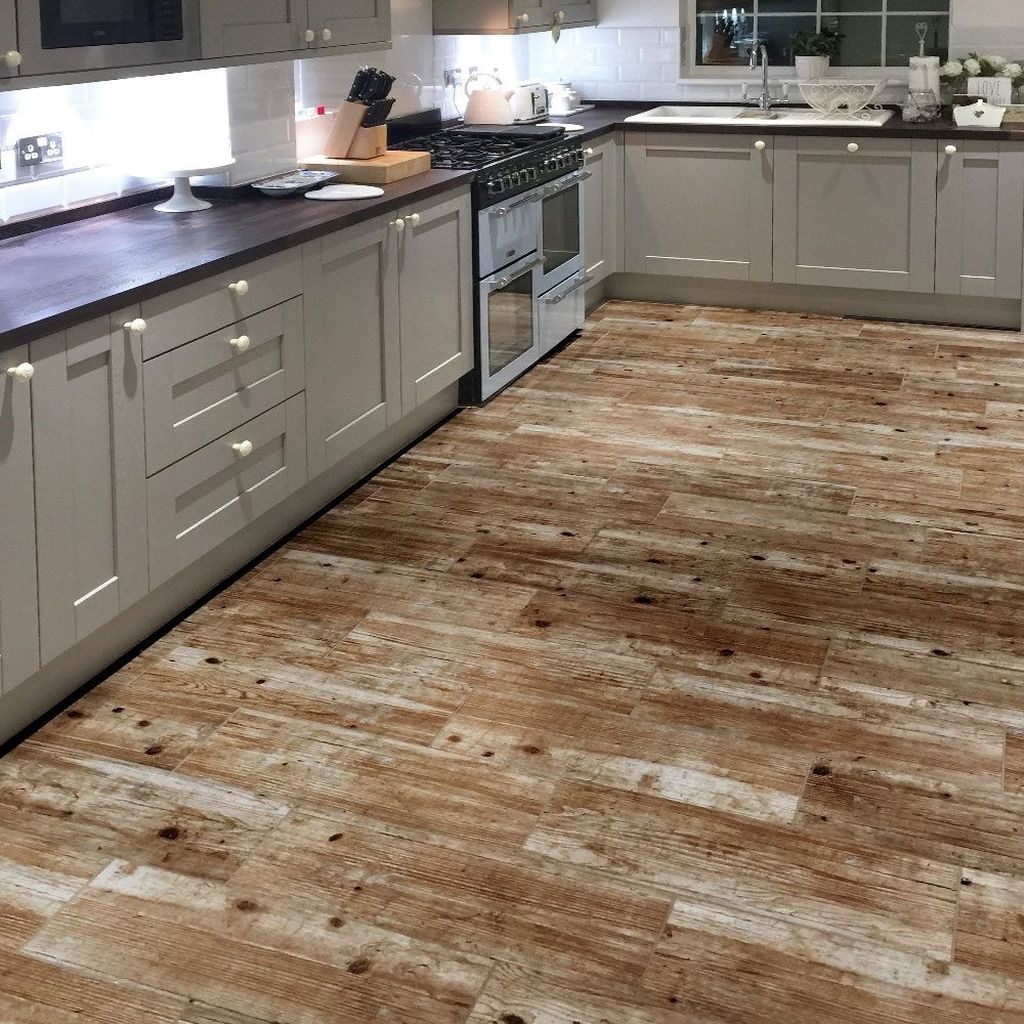 Awesome Wooden Tiles Flooring Ideas 24