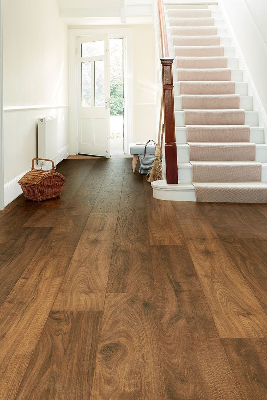 Awesome Wooden Tiles Flooring Ideas 26