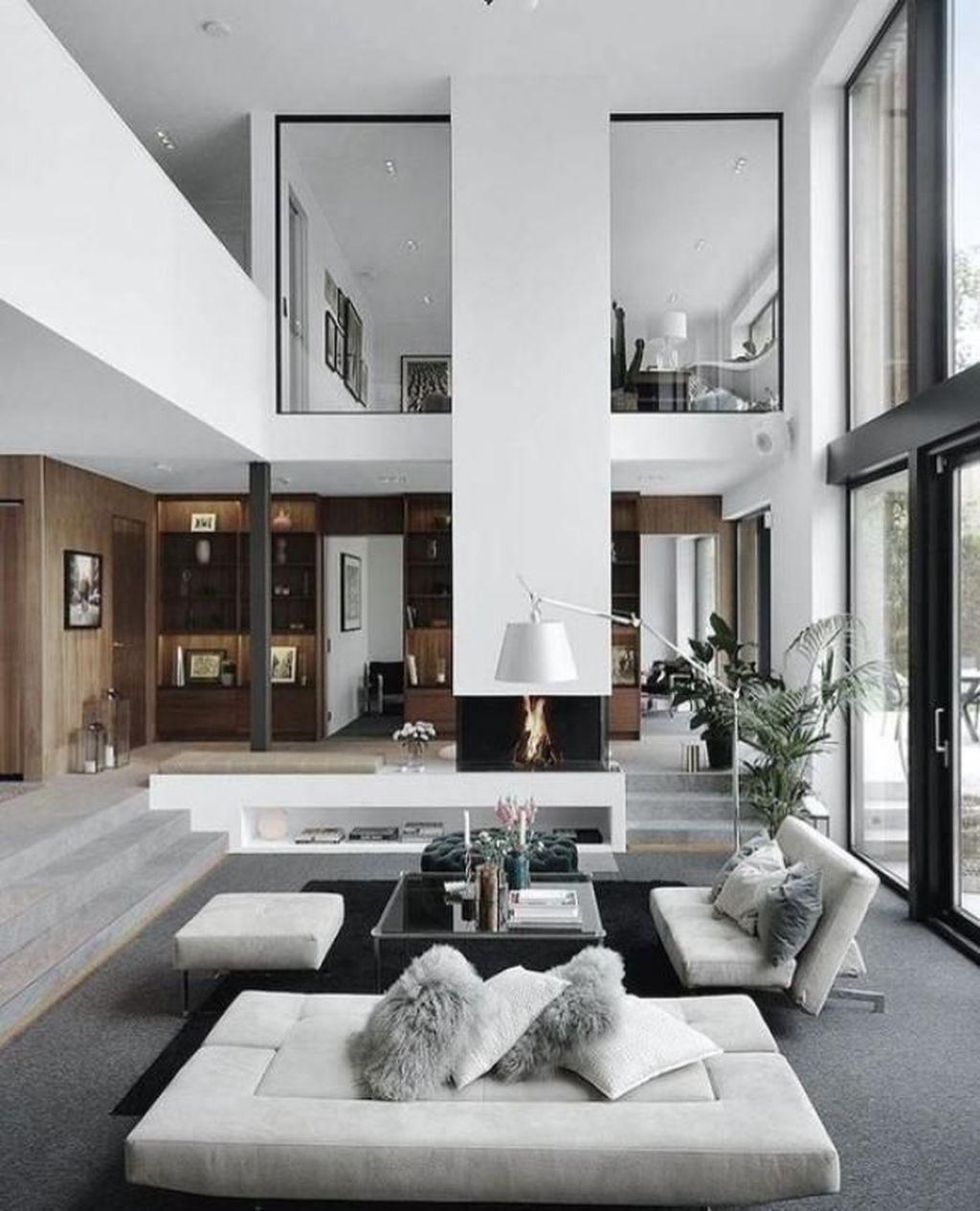 Beautiful Contemporary Living Room Decoration Ideas 11