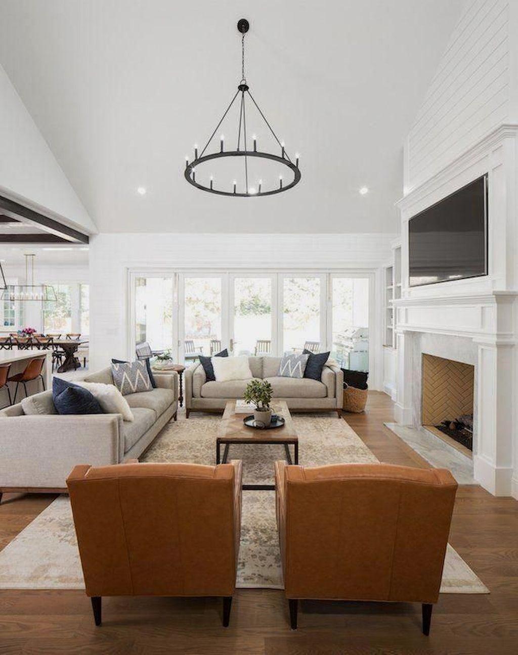 Beautiful Contemporary Living Room Decoration Ideas 21