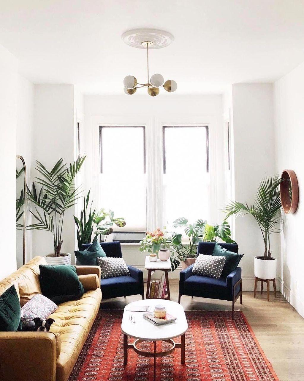 Beautiful Contemporary Living Room Decoration Ideas 24