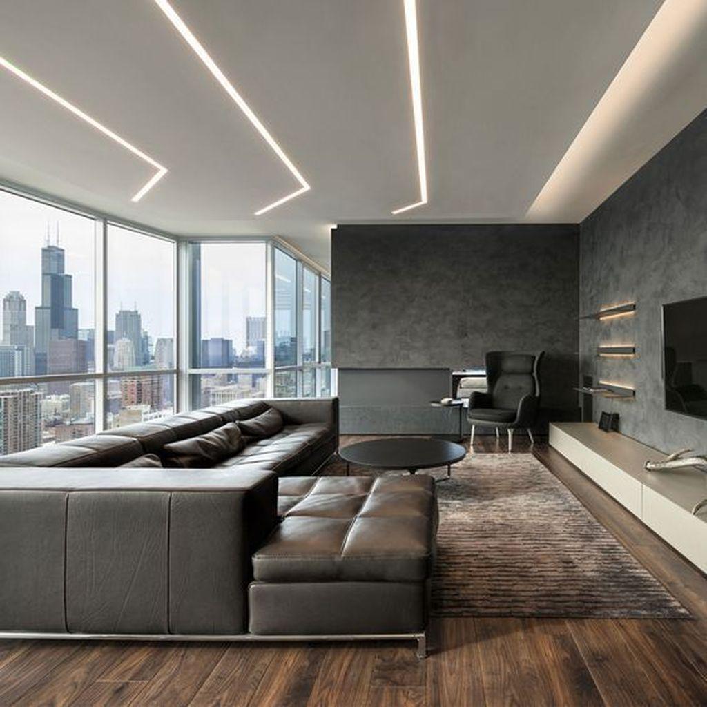 Beautiful Contemporary Living Room Decoration Ideas 29
