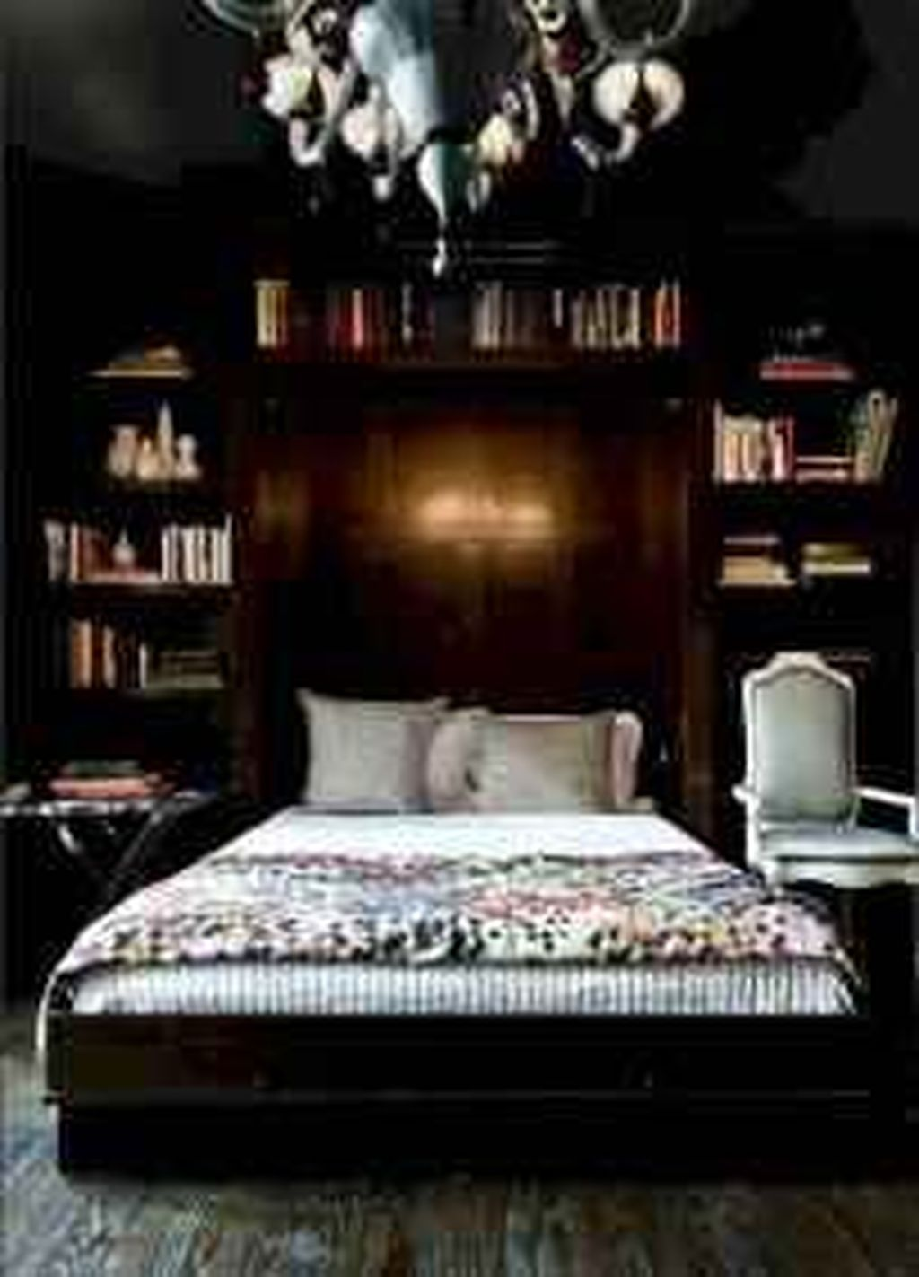 Beautiful Dark Wood Furniture Design Ideas For Your Bedroom 23