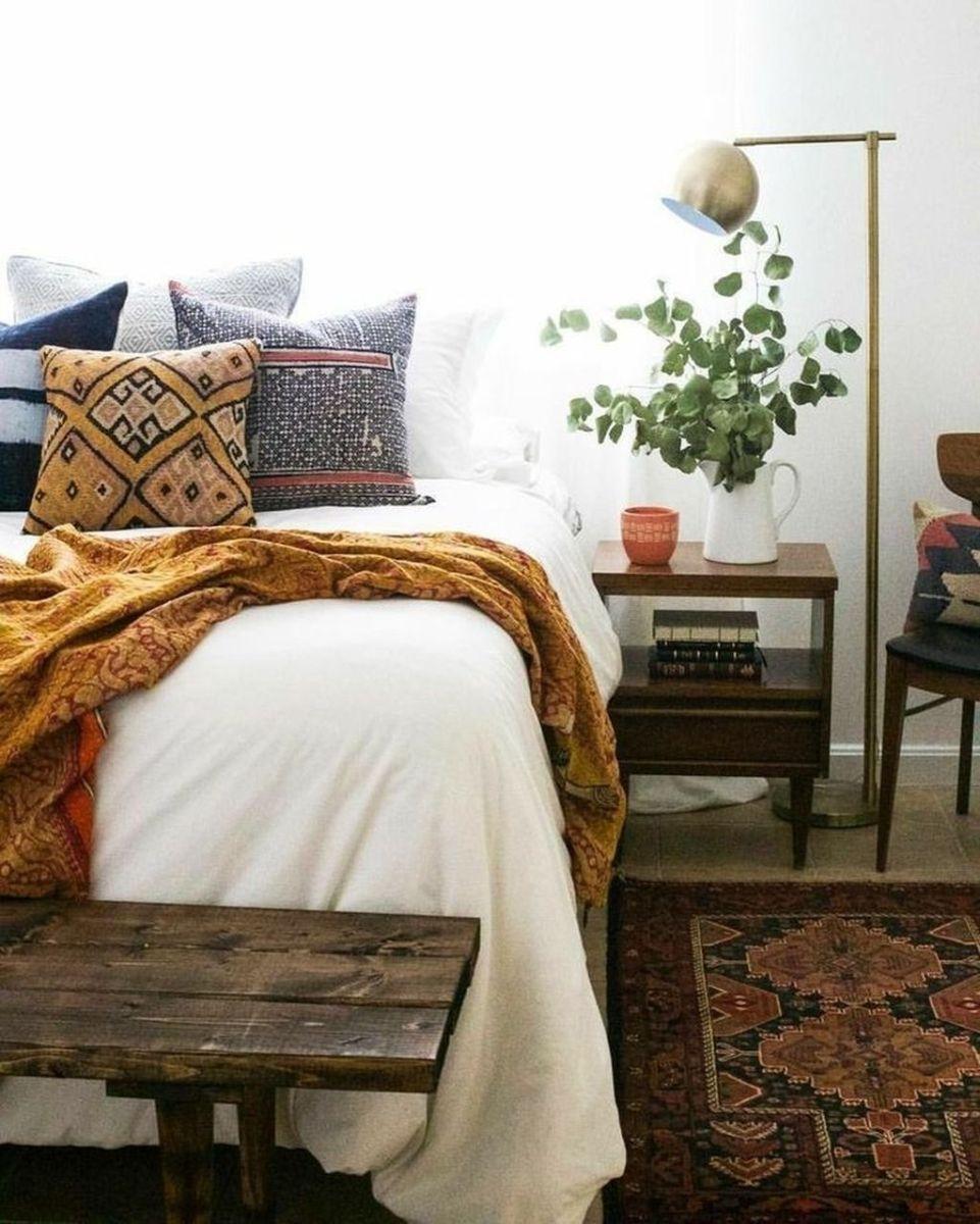 Beautiful Dark Wood Furniture Design Ideas For Your Bedroom 30
