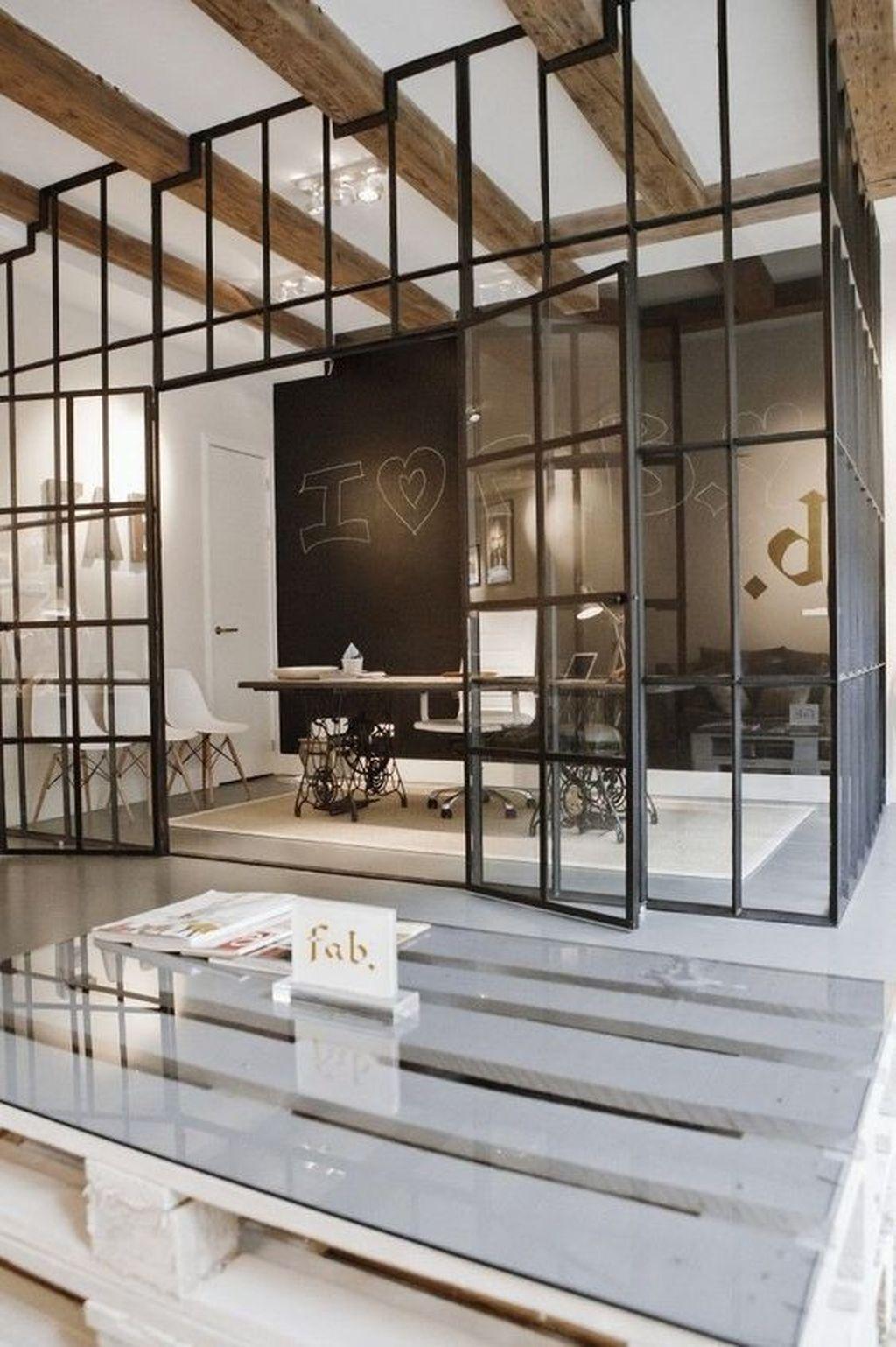 Fabulous Office Design Ideas You Definitely Like 09
