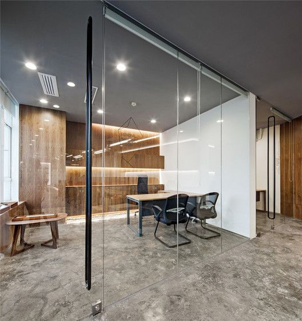 Fabulous Office Design Ideas You Definitely Like 18