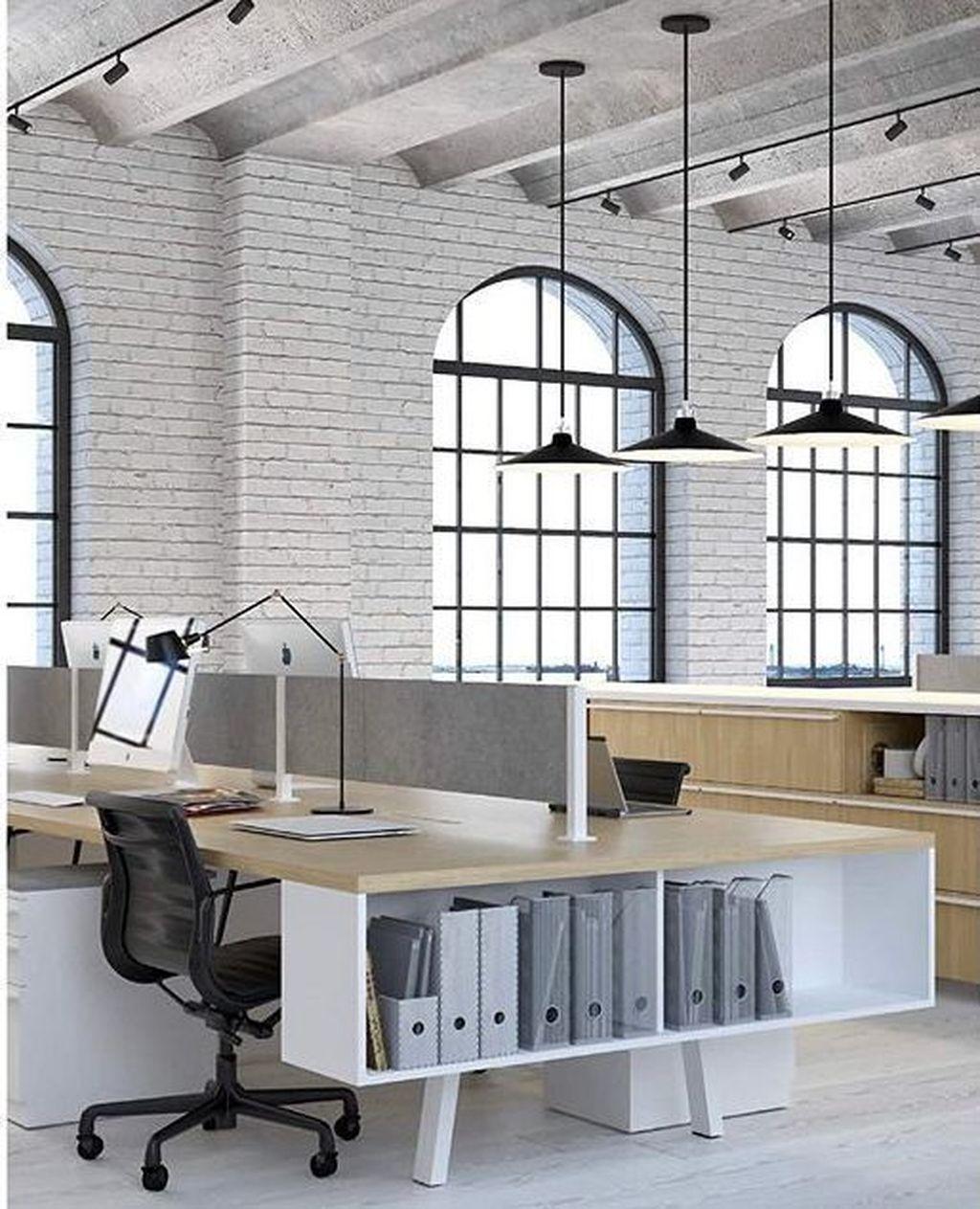 Fabulous Office Design Ideas You Definitely Like 21