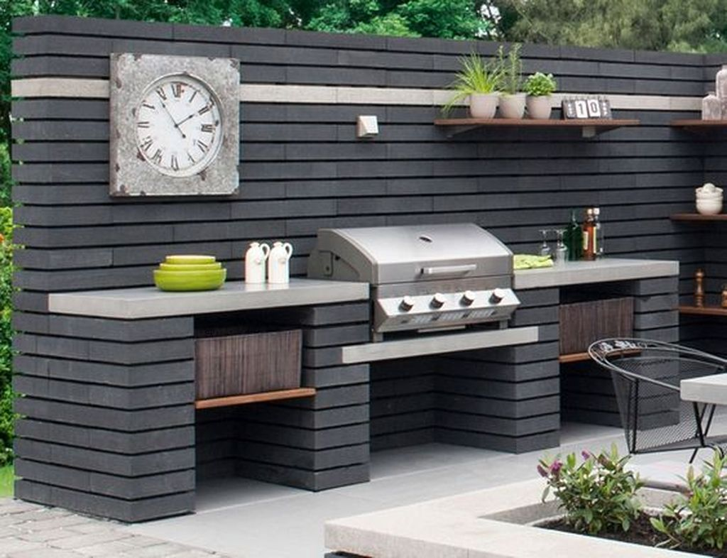 Fabulous Outdoor Kitchen Design Ideas You Must Have 14