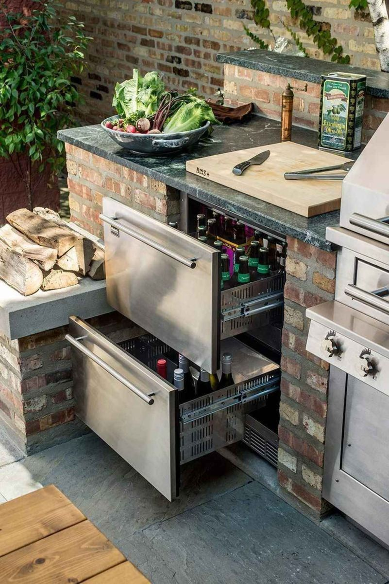 Fabulous Outdoor Kitchen Design Ideas You Must Have 23