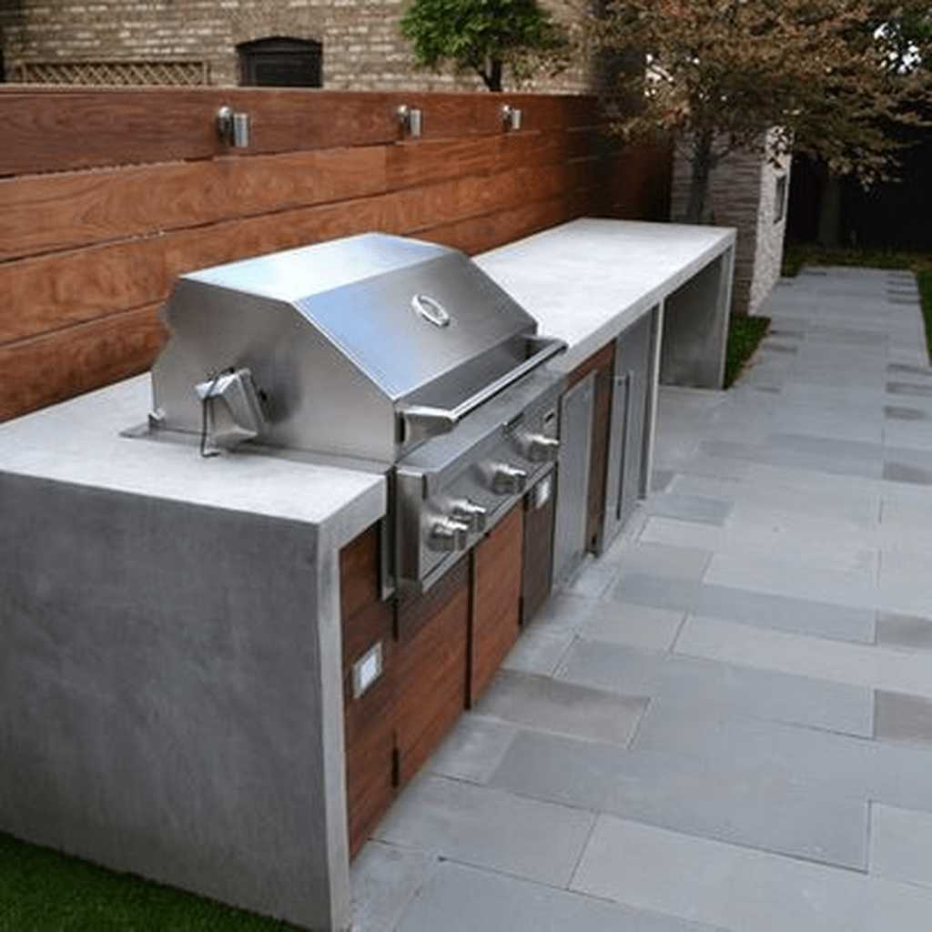 Fabulous Outdoor Kitchen Design Ideas You Must Have 26