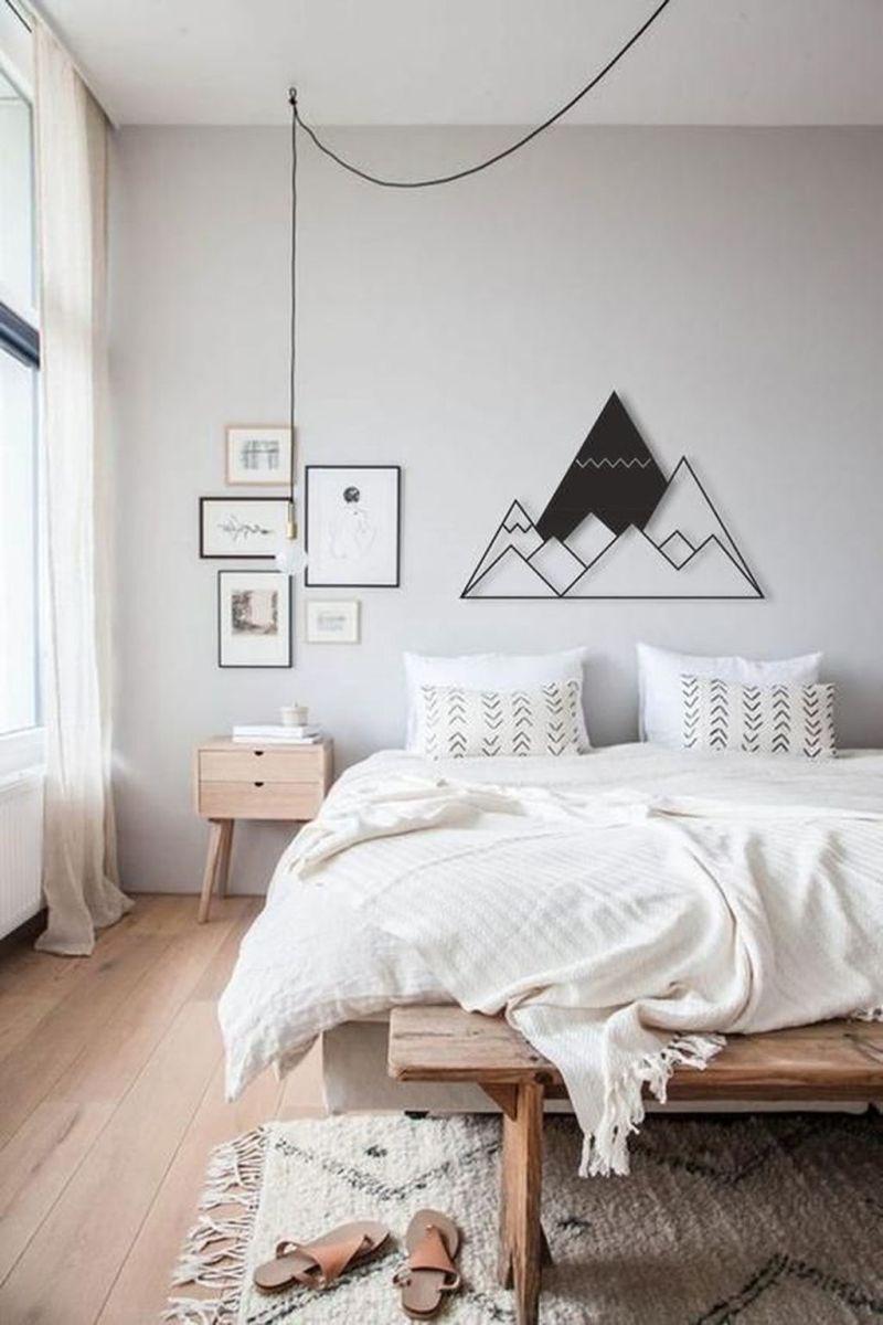 Fascinating Apartment Bedroom Decor Ideas 34