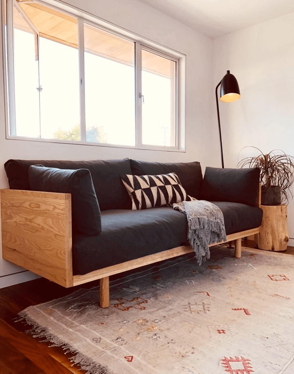 Gorgeous Modern Sofa Designs That You Definitely Like 25