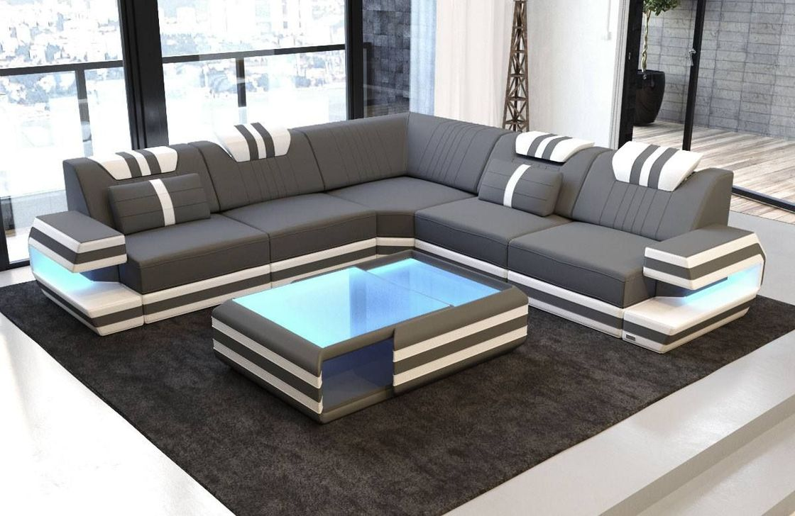 Gorgeous Modern Sofa Designs That You Definitely Like 30