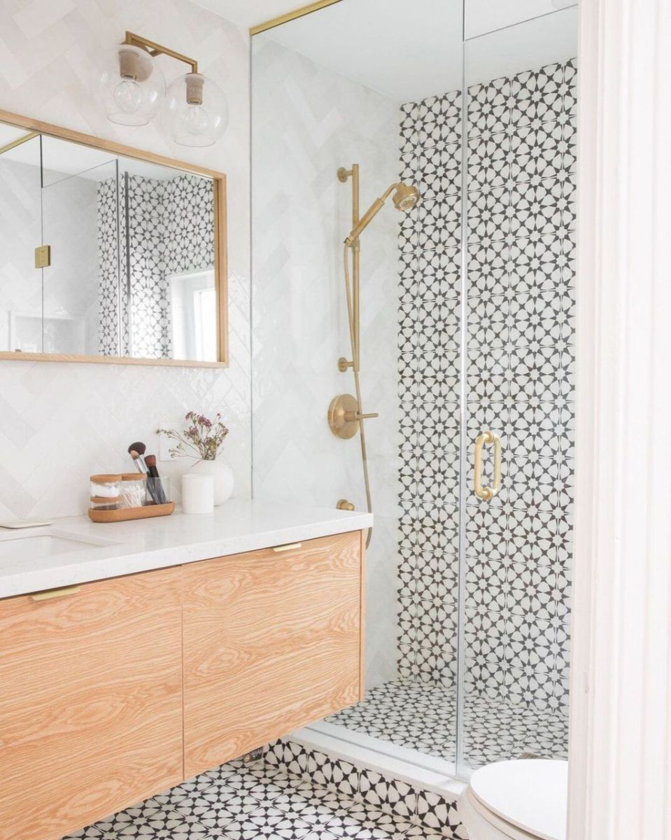 Inspiring Bathroom Tile Showers Design Ideas 21