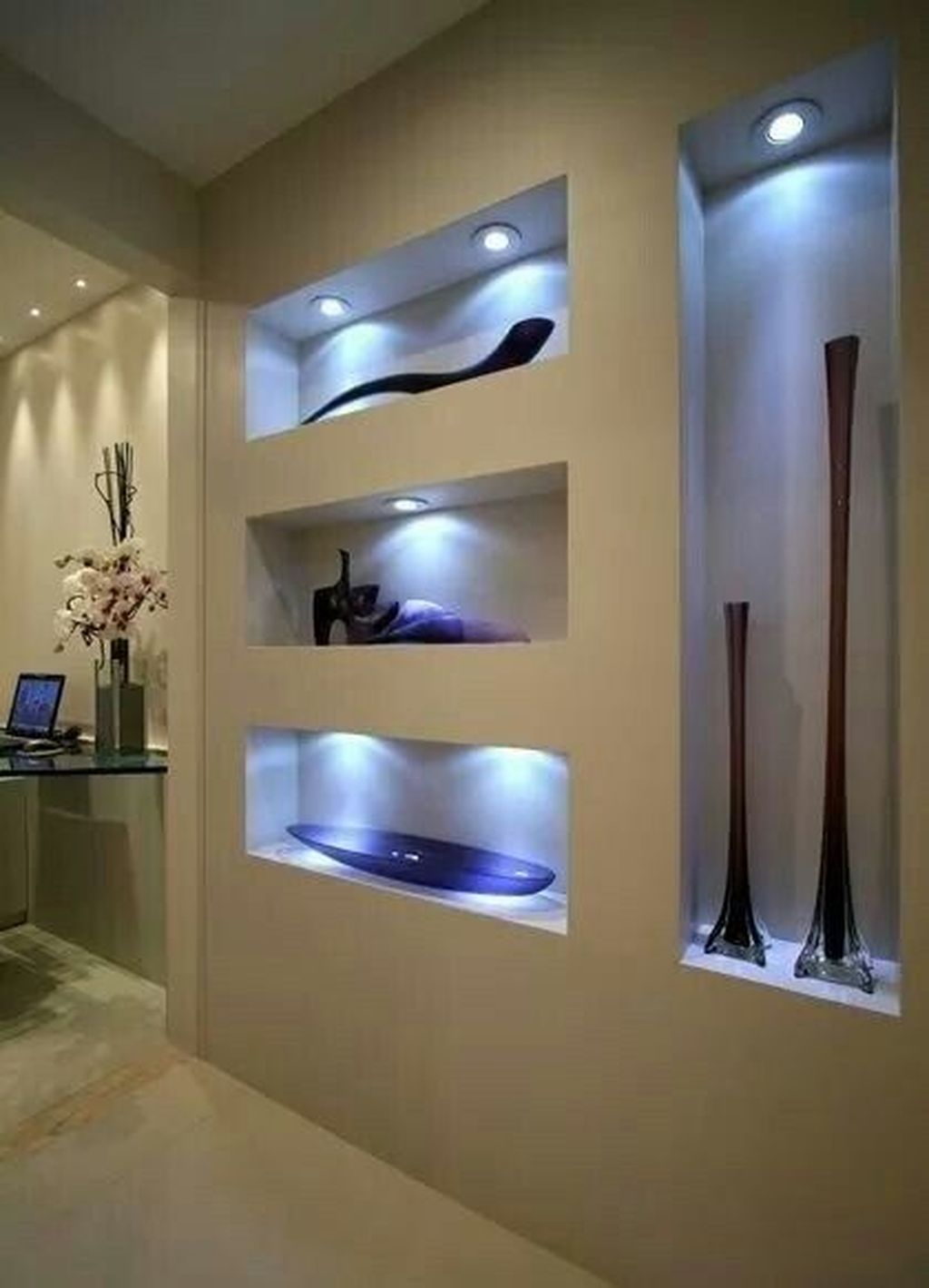 Inspiring Drywall Design Ideas To Beautify Your Interior 11