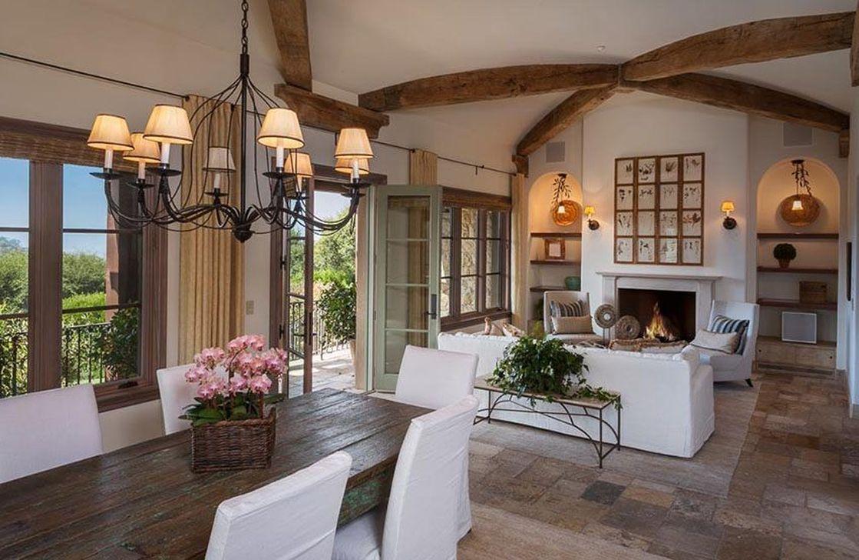 Nice Tuscan Living Room Decor Ideas You Will Love 27