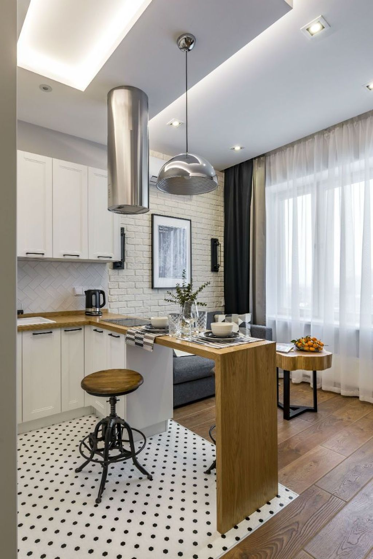 Popular Apartment Kitchen Design Ideas You Should Copy 21