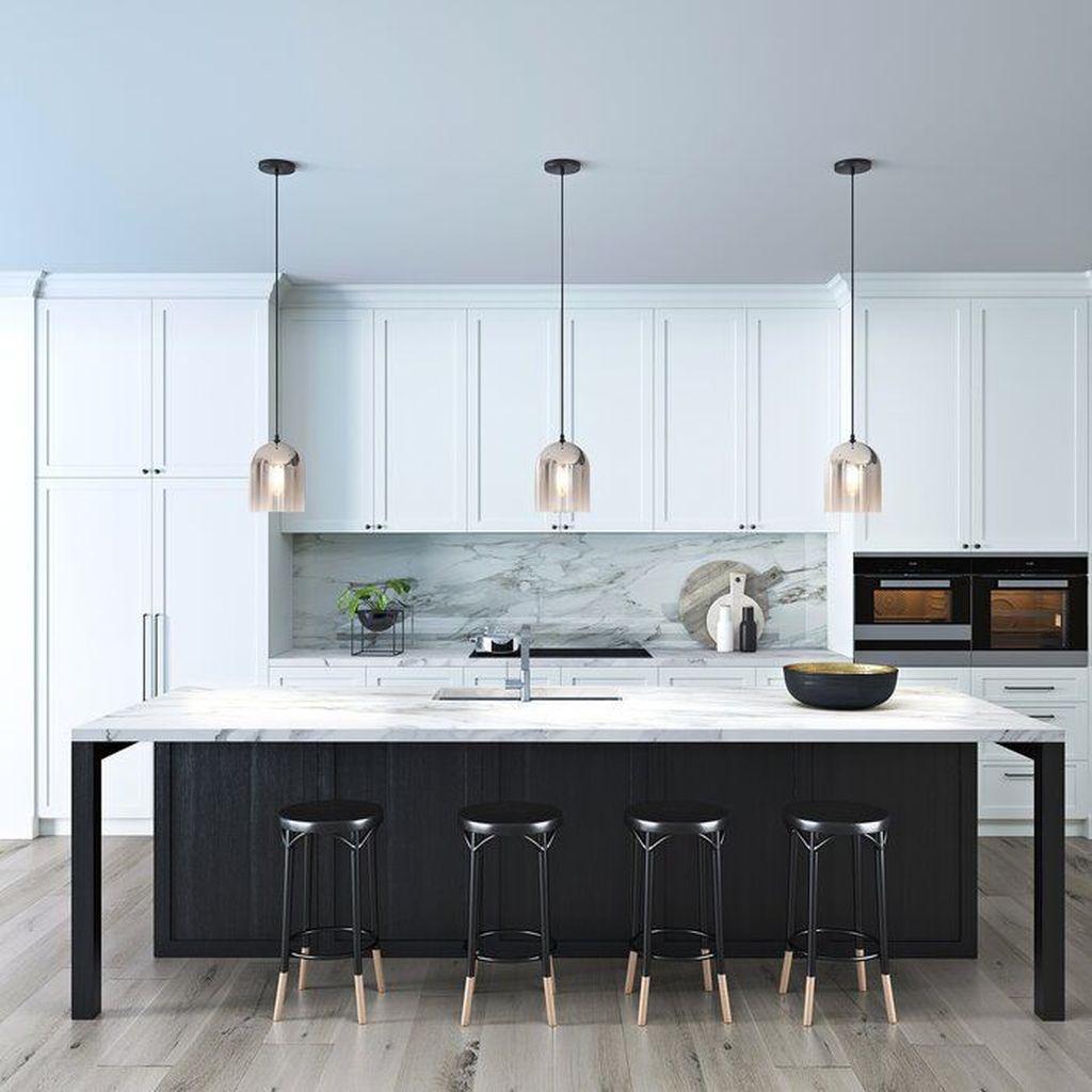 Popular Apartment Kitchen Design Ideas You Should Copy 29