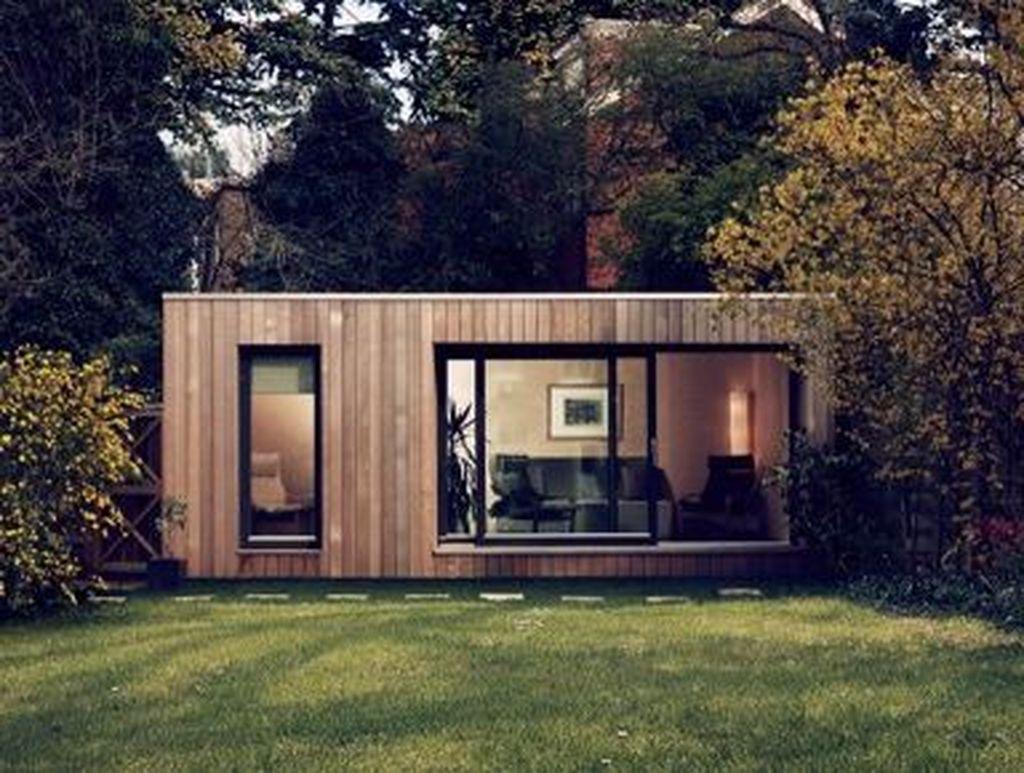 Stunning Garden Studio Design Ideas That You Definitely Like 07