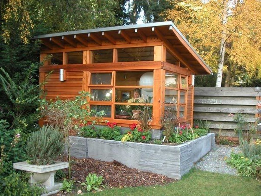 Stunning Garden Studio Design Ideas That You Definitely Like 21
