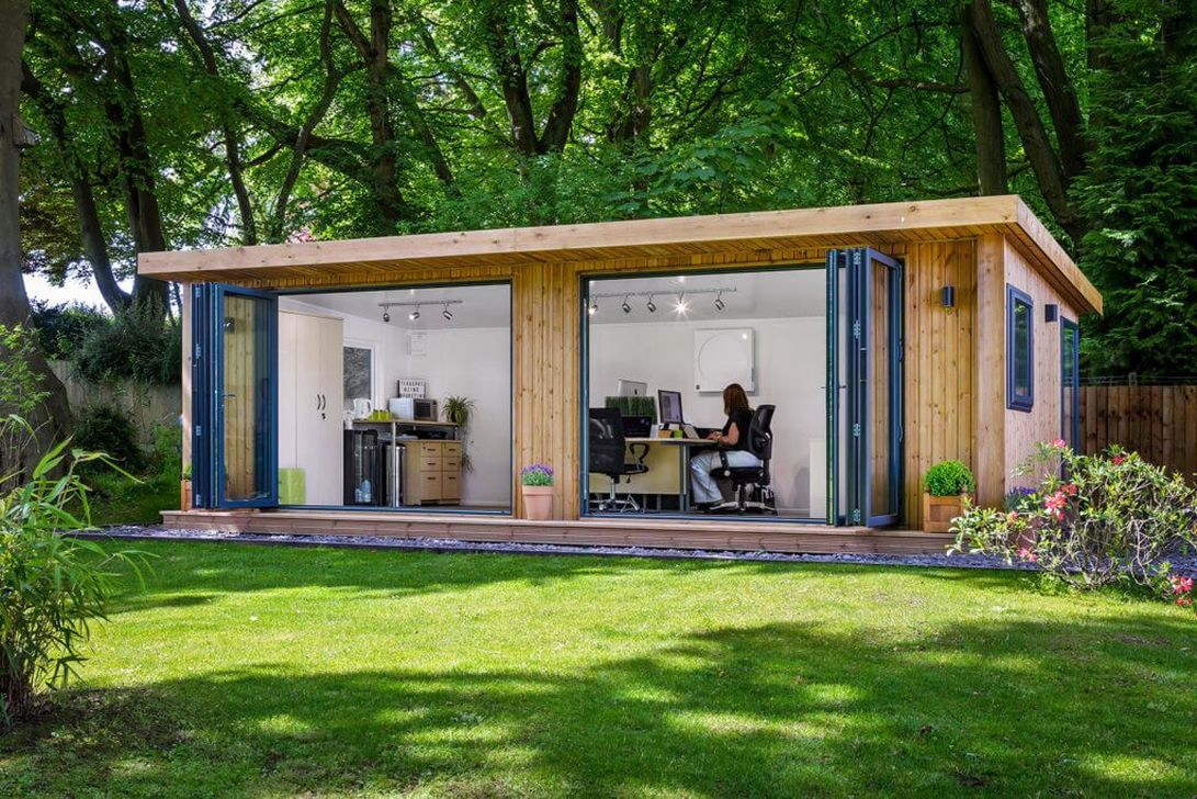 Stunning Garden Studio Design Ideas That You Definitely Like 22