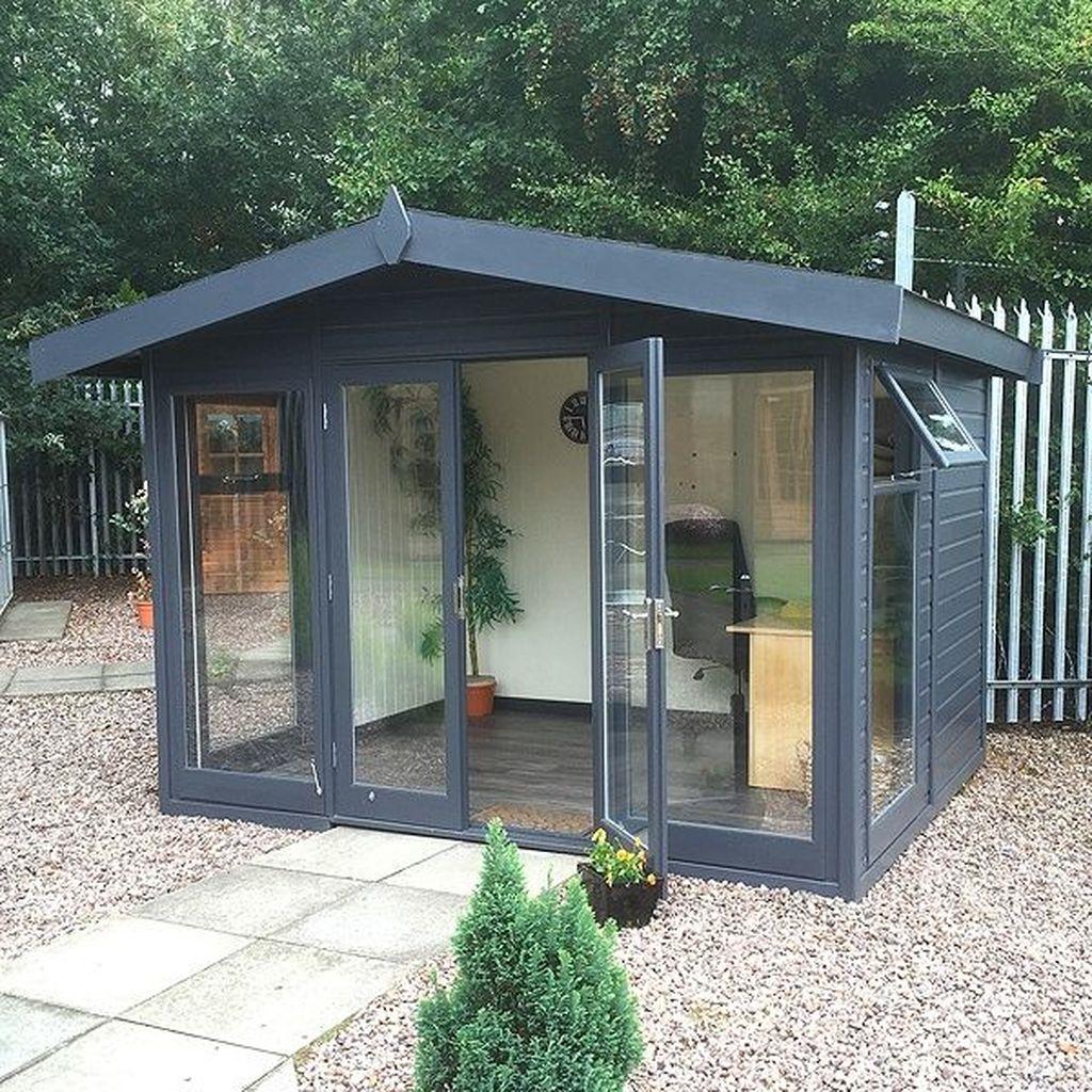 Stunning Garden Studio Design Ideas That You Definitely Like 26