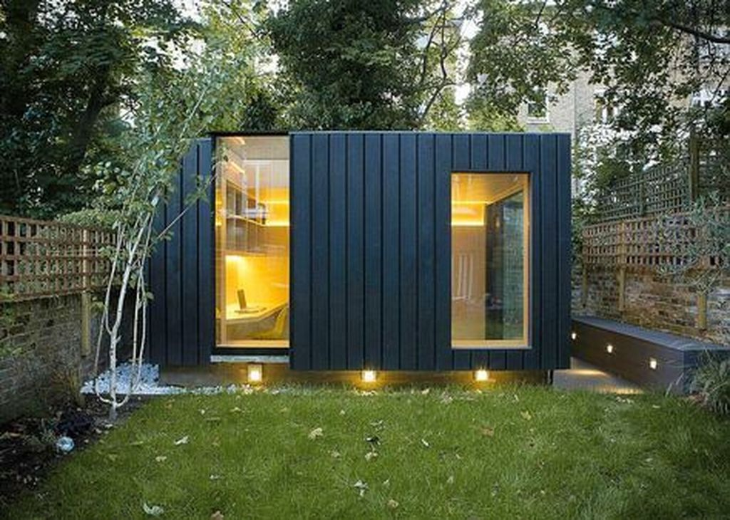 Stunning Garden Studio Design Ideas That You Definitely Like 28