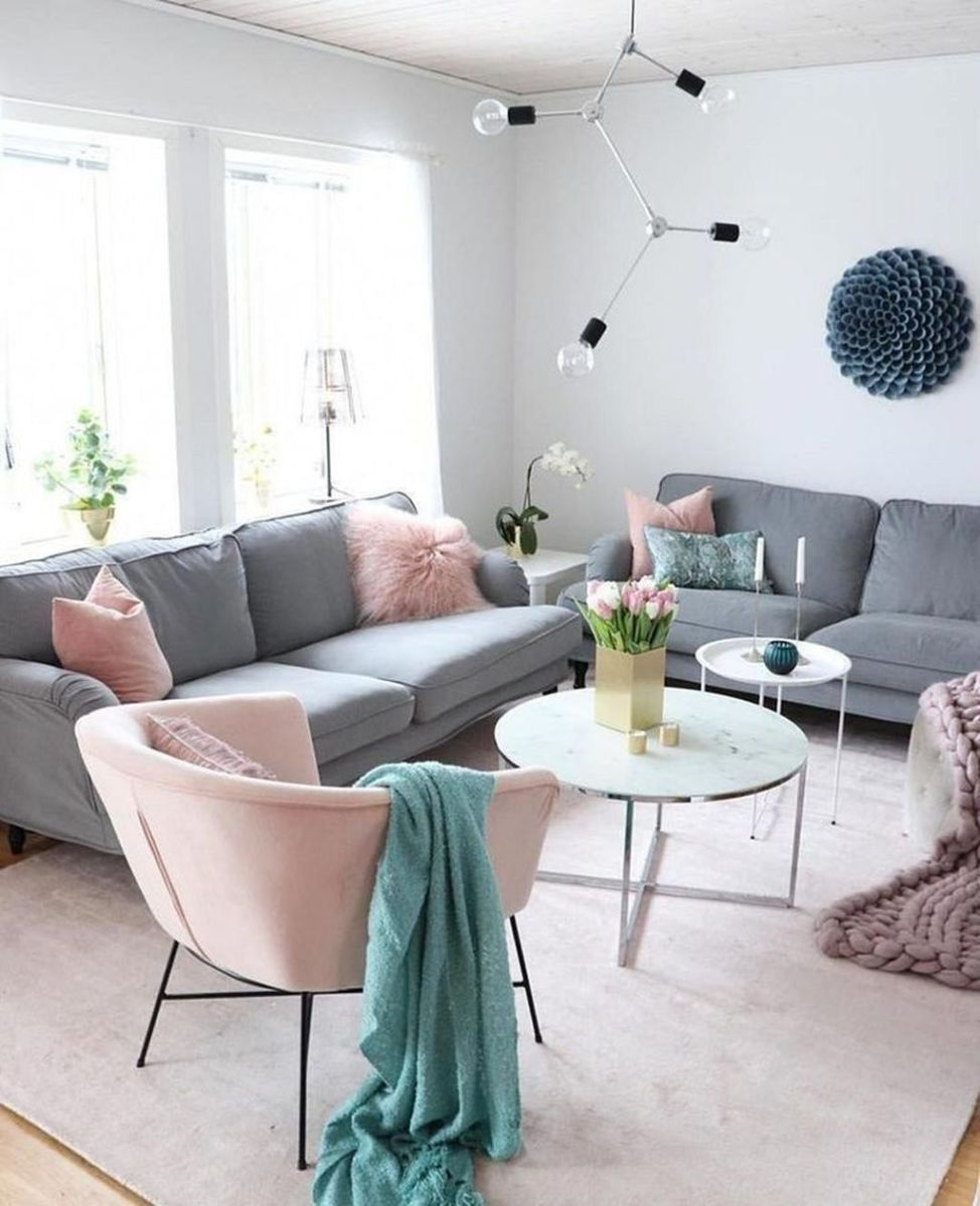 The Best Apartment Living Room Decor Ideas On A Budget 03