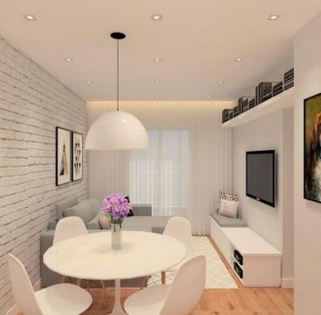 The Best Apartment Living Room Decor Ideas On A Budget 17