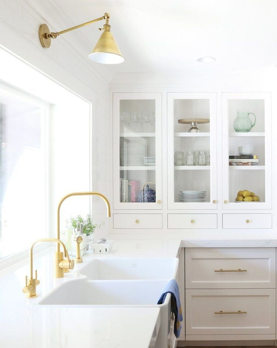 Wonderful Kitchen Lighting Ideas To Make It Look More Beautiful 09
