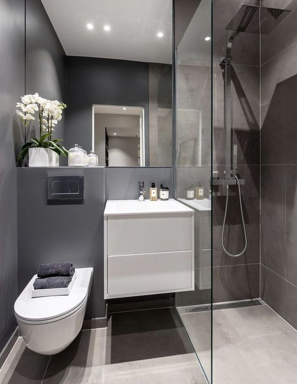 Fabulous Small Bathroom Design Ideas 03
