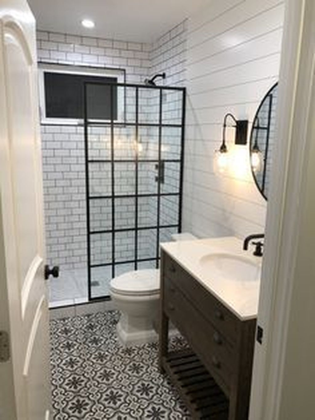Fabulous Small Bathroom Design Ideas 12