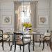Nice Transitional Dining Room Design Ideas 05