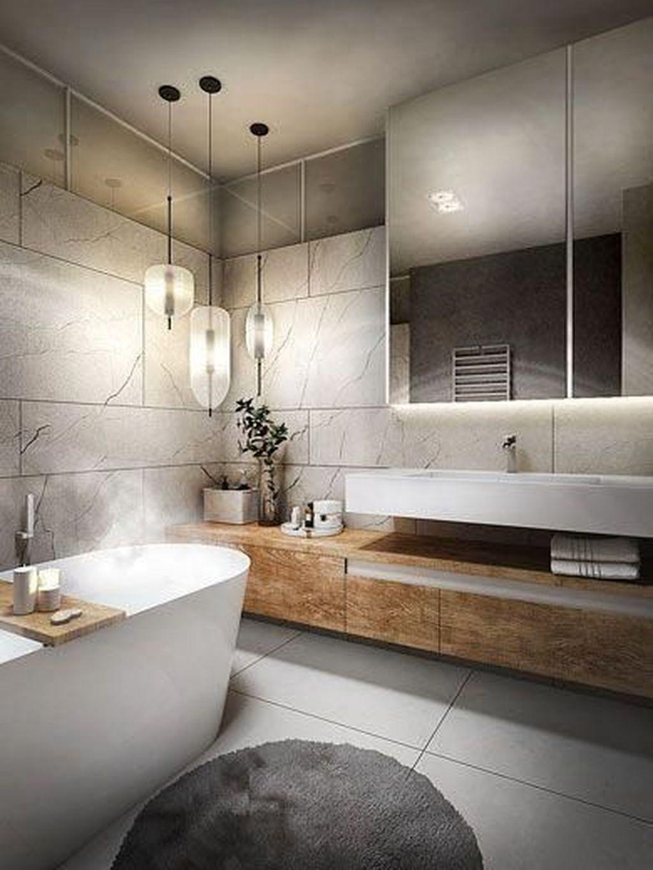 Popular Contemporary Bathroom Design Ideas 17