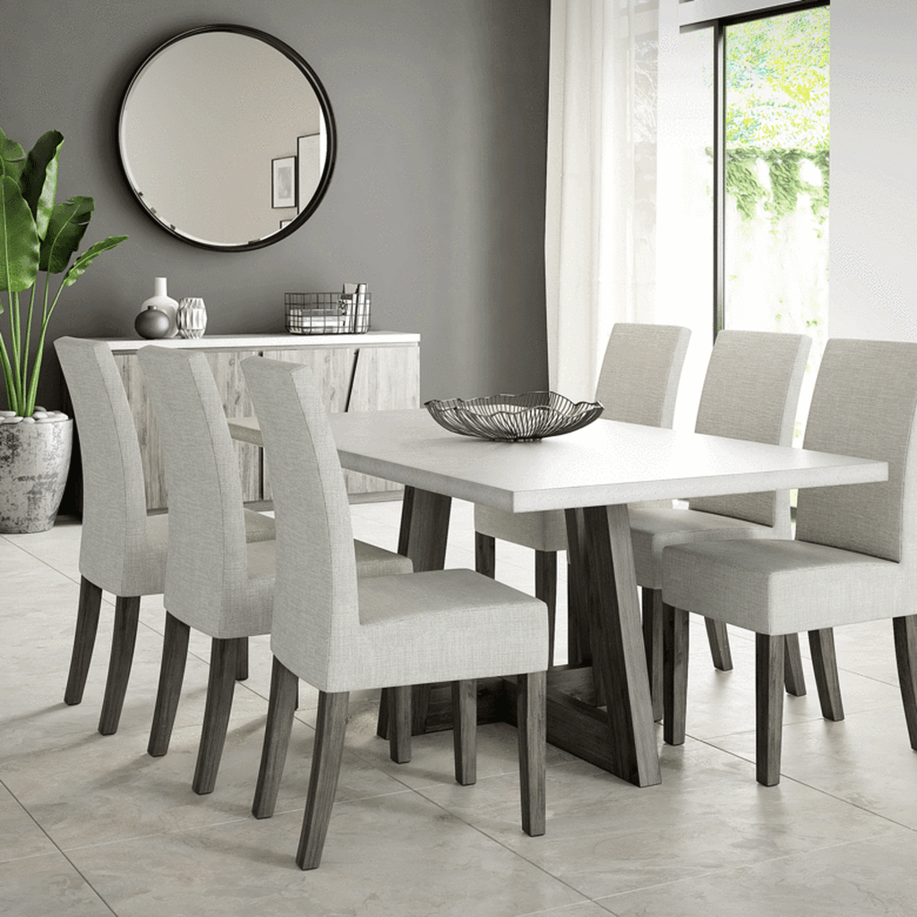 Stunning Dining Room Table Design With Modern Style 13