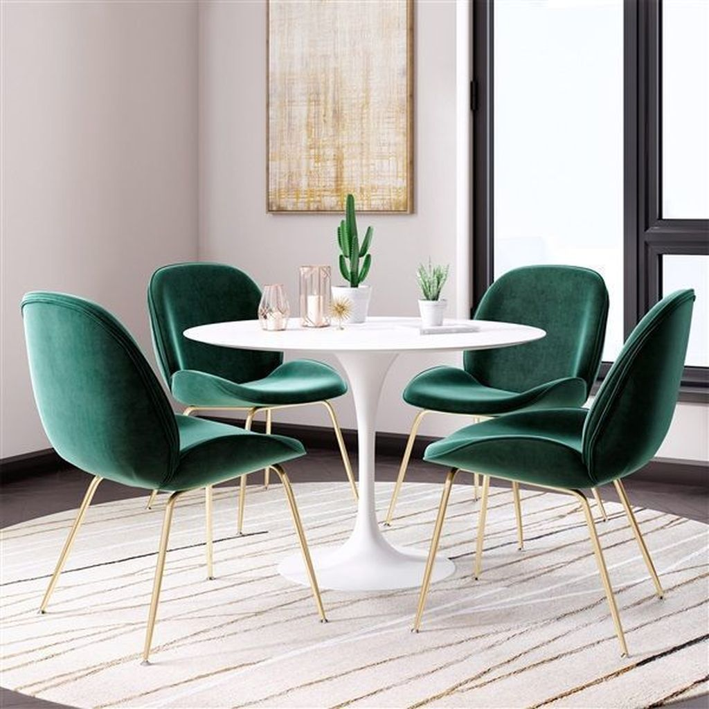 Stunning Dining Room Table Design With Modern Style 26