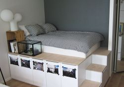 Admirable Tiny Bedroom Design Ideas 14